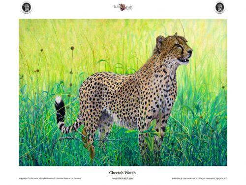 Cheetah Watch